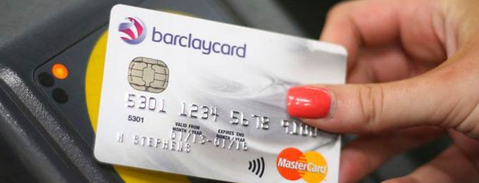 Contactless travel card